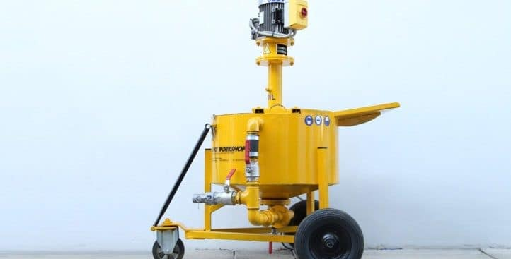 Grouting Machines / Units & Mixers