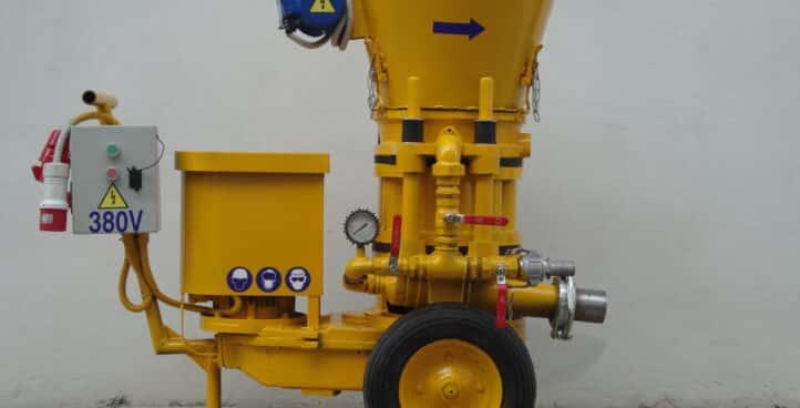 Gunite | Concrete Spraying Machine DV 5.6
